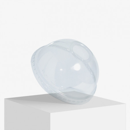 DOM Deckel für Plastikbecher